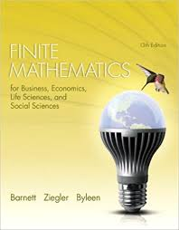 Finite Mathematics For Business Economics Life Sciences And Social 13th Edition