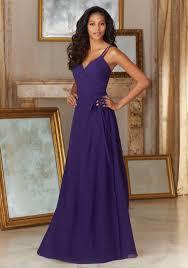 chiffon bridesmaid dress style 144 morilee