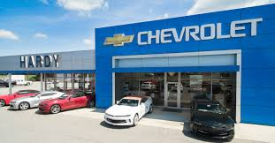 New Chevy Vehicles And Used Cars Trucks And SUVs At Hardy Chevrolet ...