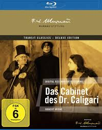 The Cabinet Of Dr Caligari 2005 by The Cabinet Of Dr Caligari Blu Ray Germany