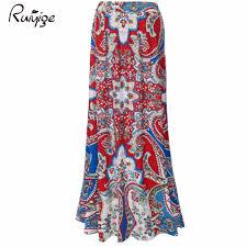 online get cheap long maxi pleated skirt aliexpress com alibaba