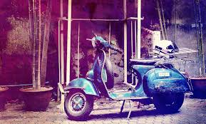 Best Vespa Wallpapers 34155 Wallpaper