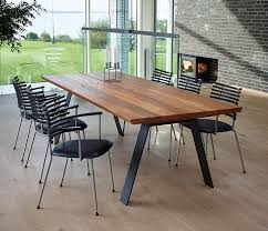 Modern Dining Room Sets by Best 25 Oak Dining Table Ideas On Pinterest Oak Dining Room