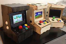 Mini Arcade Cabinet Kit Uk by Porta Pi Arcade A Diy Mini Arcade Cabinet For Raspberry Pi By