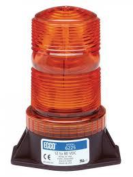 ECCO 6220A Low Intensity Industrial Strobe