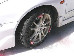 Snow Chains, Q & A For 2015