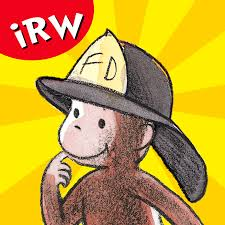 Curious George And The Firefighters By IRead With - Not Just A ... Curious George And The Firefighters By Iread With Not Just A This Is He Was Good Little Monkey Always Very Fire Truck Fabric Celebrate With Cake Sculpted Fireman Sam What To Read Wednesday Firefighter Books For Kids Coloring Pages For 365 Great Childrens Birthday Party Wearing Hat Curious Orge Coloring Pages R Pinterest Paiting Full Cartoon Game 2015 Printable
