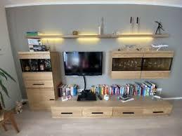 wohnwand massivholz möbel gebraucht kaufen ebay kleinanzeigen