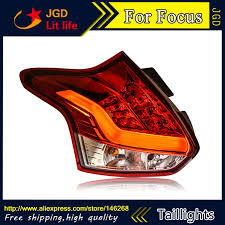 car styling lights for ford focus 2012 taillights led