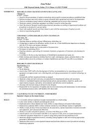 Related Job Titles Ultrasound Technician Resume Sample