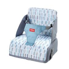 Nuby Travel Seat Portable Booster With Tray The First Years ...