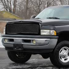 DNA Motoring   Rakuten: For 94-02 Dodge Ram Diamond Mesh Front Upper ... 2010 2011 2012 2013 2014 2015 2016 2017 2018 Dodge Ram 2500 Custom Grilles Sema Project Blackout In Gothic Image 1500 2wd Reg Cab 1205 Slt Grille Size 1024 Trex Billet Grills Grills For Your Car Truck Jeep Or Suv Plasti Dipped 2005 Bumper Grille And Badges Youtube 32 Great Dodge Ram Grill Otoriyocecom Which Grill Page 3 Dodge Ram Forum Truck Forums Torch Series Led Light Single 2 Cubes 8193 Mrtaillightcom Online Store Dip 2007 Emblems Bumpers Before And