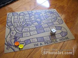 Things In Our House Board Game Betsys Photography