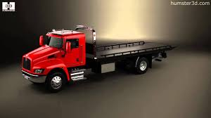 Kenworth T370 Tow Truck 2009 By 3D Model Store Humster3D.com - YouTube