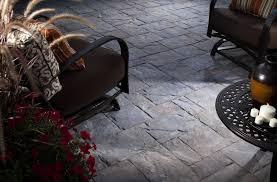 outdoor slate tile patio flooring options expert tips install