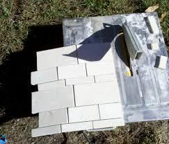 Kobalt Tile Saw Manual by Installing A Kitchen Tile Backsplash