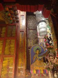 interieur sud 17 gansu sud xiahe provinces de chine
