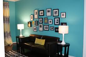 Teal Colour Living Room Ideas by Turquoise Living Room Walls Home Design Inspirations