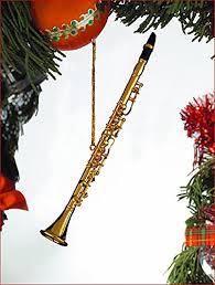 Amazon Musical Instrument Christmas Ornament 45 Gold Saxophone Home Kitchen