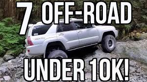 Top 7 Most Off-Road Worthy Vehicles UNDER 10K - YouTube 13 Of The Coolest Classic Cars Under 10k What Is Hot Shot Trucking Are The Requirements Salary Fr8star Hottest Colctible You Can Buy For 100 Best Gas Mileage Trucks Fuel Economy For Used Diesel Sale Near Me All New Car Release And Reviews Ten On Ebay Less Than 10 Vintage Pickups 12000 Drive Muscle Trucks Here 7 Of Faest Pickups Alltime Driving Washington Nc West Park Motor My Lifted Ideas 20 Off Road Vehicles Adventurers Top Suvs 17 Under Carophile