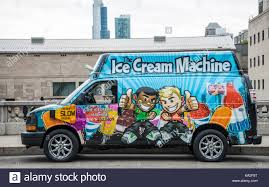 100 Chicago Food Trucks The Famed Food Trucks Stock Photo 161095700 Alamy
