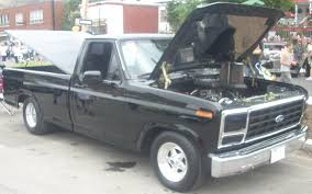100 1981 Ford Truck F150 Aftermarket Modifications F100