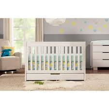 Cribs That Convert To Toddler Beds by Babyletto Mercer 3 In 1 Convertible Crib With Toddler Bed