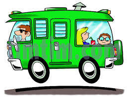 Free Drawing Of A Camper RV From The Category Cars Trucks Buses