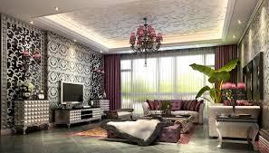 Wallpaper Decoration For Living Room Hallway Ideas Manufacturers Pattern Modern