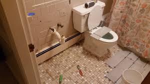 Tiling A Bathroom Floor Around A Toilet by Bathroom Floor Album On Imgur