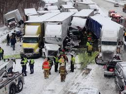 Indiana Crash: 3 Dead In Crash Involving 46 Vehicles ... One Dead After Van Collides With Semi Truck On Indiana Toll Road Whiteout Cditions Cause Numerous Crashes Roads Crash Kills One Injures Three South Bend Man Dies After Reportedly Crashing Pickup Truck Into Indianapolis Accident Attorneys Smart2mediate 4 In I55 At Arsenal Near Channahon Caused By Speed Names Released Following Fatal I70 Crash News 985 The River Fire Hazmat Situation Closes Sthbound I65 Sr 10 Rources Cement Driver Injured Howe Accident