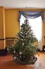 Black Creek Pioneer Village Christmas Tree