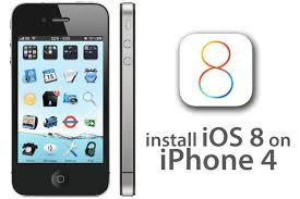 Install iOS 8 on iPhone 4 Jailbreak PanguJailbreak Pangu