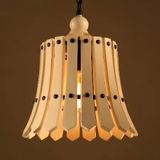Hanging Lamp Ikea Indonesia by Nordic Ikea Pendant Lamp Creative Wood Pendant Light 16441