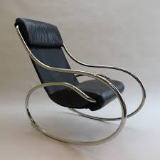 Chrome & Black Leather Sculptural Rocking Chair By Heals ... Better Homes Gardens Bay Ridge Rocking Chair With Gray Cushions Walmartcom Details About Rare Swedish Vintage 1950s Plywood Baby Child Polywood Shr22bl Black Seashell 1960s In Red Plastic Strings On Metal Frame Mainstays Jefferson Outdoor Wrought Iron Porch Heritage Rocking Chair Bali Sling Alinum Outindoor Pair Of Bronze Swivel Rockers For Ding Balcony Or Deck Handmade Acapulco Papasan Royaltyfree Photo Selective Focus Otography Black Scrollwork Design Decorative Patio Garden Great Deal Fniture 304345 Muriel Wicker Cushion And White Outsunny Versatile Inoutdoor High Back Wooden