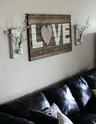 Rustic Wall Decor For Living Room Appealing And Brilliant