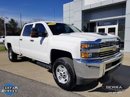 100 Pre Owned Trucks For Sale 2017 Chevrolet Silverado 2500HD Work Truck 4D Crew Cab In