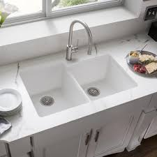 Kohler Utility Sink Faucet by Kitchen Double Bathroom Sink Composite Kitchen Sinks Elkay