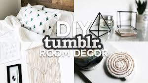 DIY Tumblr Inspired Room Decor