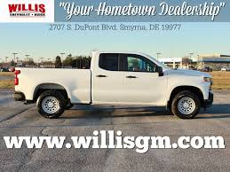 100 Chevy Box Truck Smyrna Delaware New Chevrolet Silverado 1500 Cars For Sale At Willis