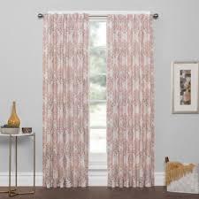 Tahari Home Curtain Panels by Buy Rod Pocket Back Tab Window Curtain Panel From Bed Bath U0026 Beyond