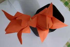 How To Make Paper Lotus Papercraft Flower