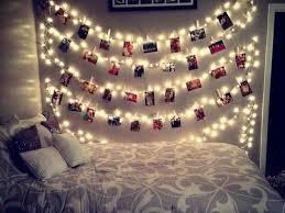 tumblr bedroom walls with lights