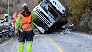 Trailer Truck Crash Accident In Norway - YouTube Truck Accident Attorneys In Spartanburg Holland Usry Pa Attorney Pladelphia Crash Compilation The Best Car Crashes Compilation 2014 Avoiding Truck Accidents Reyna Injury Lawyers Offer Tips For Safe Semitruck Driving Mike Tampa Lawyer Tractor Trailer Claims New Jersey School Bus Into Dump Time Update Highway 1 Westbound Langley Open Again After Motorcycle Accident On Belvidere Road Harmony Township Frenchtown Fire Caused By Destroys Galassos How Improper Braking Causes Accidents Max Meyers Law Pllc Common Of Robert J Debry
