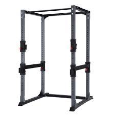 York Barbell Pro Series 204 Adjustable Squat Rack Bench Press