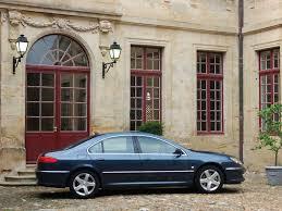 2009 Peugeot 607 review prices & specs