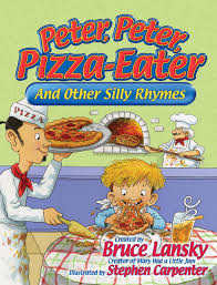 Peter Peter Pumpkin Eater Rhyme Free Download by Amazon Com Peter Peter Pizza Eater And Other Silly Rhymes