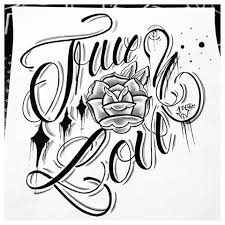 Lettersbymarc Drawing Lettering Rose Roses Tattoo