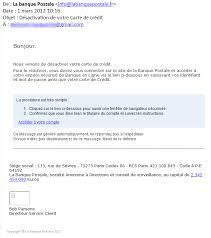 la banque postale si e le phishing banque postale reprend du service panoptinet
