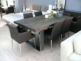 Rustic Gray Dining Table Charming Modern Room Sets 91 For Ikea 17
